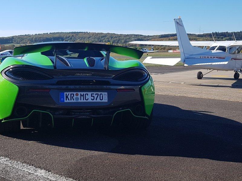 Spoiler McLaren 570S