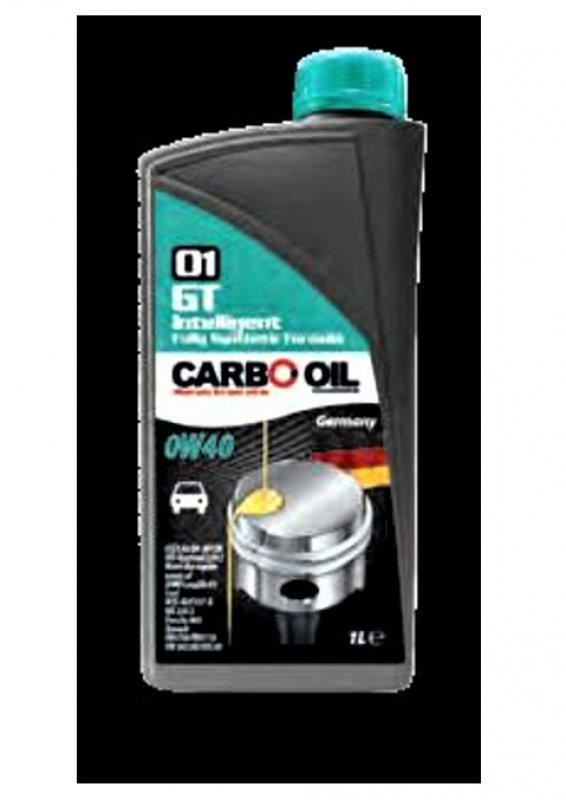 Carbo Oil GT Synth IQ Formula 0W40